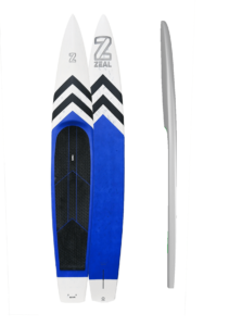 The Sled Racing Sup Board