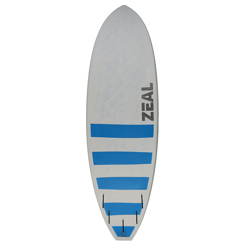 The Frother Surf Board