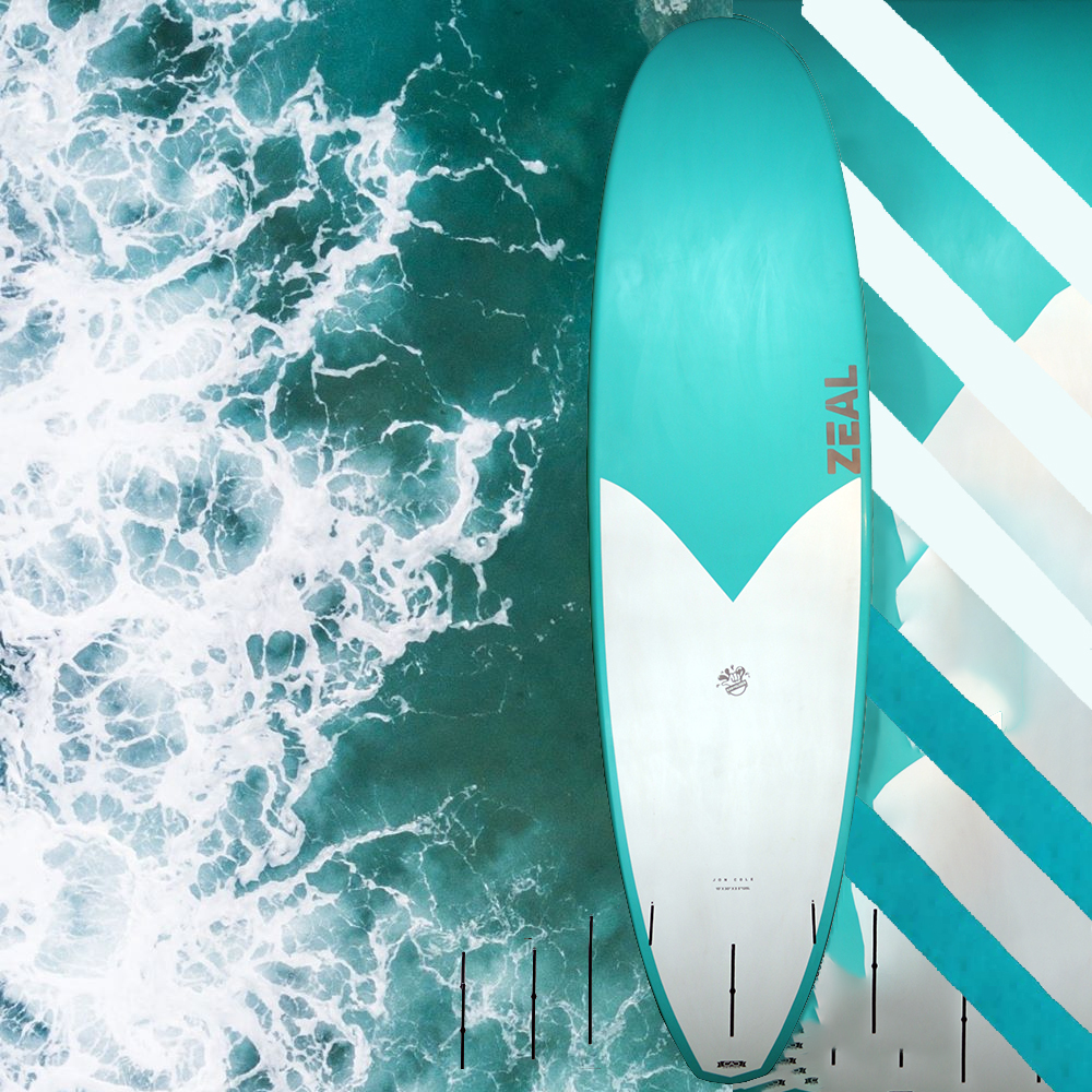 SUP Review: Why the Zeal Surf Easy Gliders are Sexy